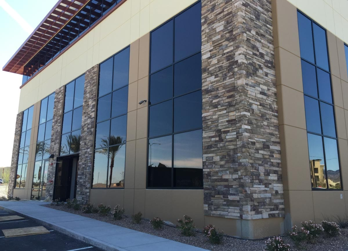 Commercial glass nvision glass solutions for all for Commercial windows