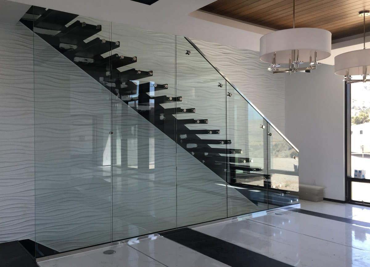 Custom Glass Railings Nvision