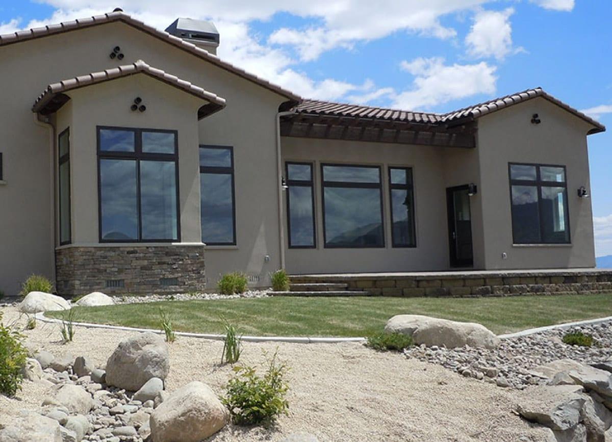 Windows reno tahoe nvision custom reno windows glass for Luxury home windows
