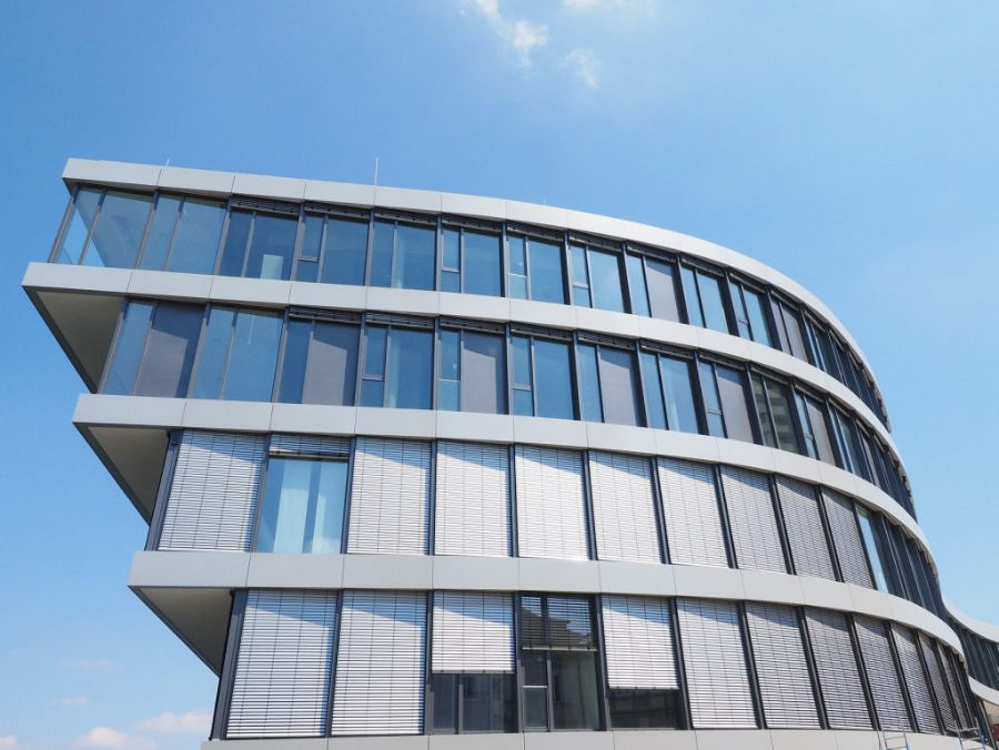 Glass Curtain Walls | What Are Glass Curtain Walls